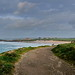 Overlooking Fistral Beach,Newquay