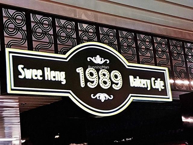 Swee Heng 1989 Classic Bakery Signage