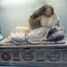 British Museum - Etruscan terra cotta coffin
