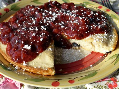 2017-11-22 - Blueberry Oven Pancake - 0009 [flickr]