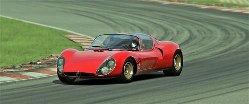 Assetto Corsa Alfa Romeo 33 Stradale