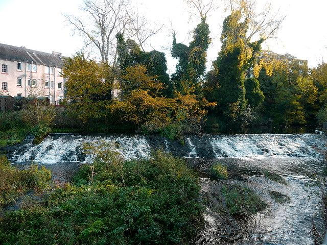 Edimbourg, Water of Leith, Panasonic DMC-GH1, LUMIX G VARIO 14-140mm F4.0-5.8