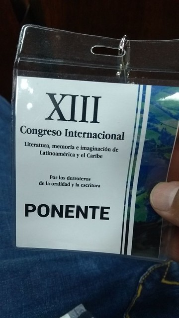 XIII CONGRESO INTERNACIONAL DE LITERATURA, MEMORIA E IMAGINACIÓN DE LATINOAMÉRICA Y CARIBE