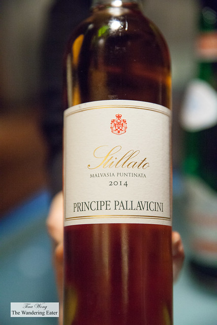 Principe Pallavicini 'Stillato' Passito di Malvasia Puntinata