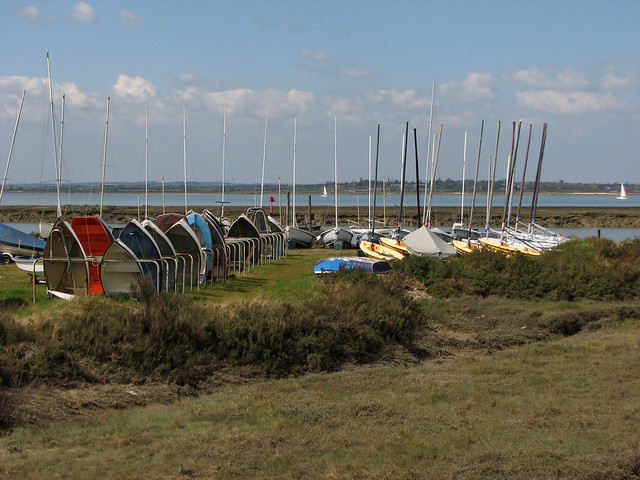 Bradwell Waterside