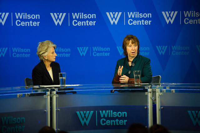 11-16-2017 European Foreign Policy at a Crossroads with Catherine Ashton