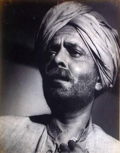 M A Latif (Character Actor) in Aandhiyan-1952