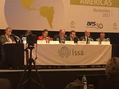 Secretário de Previdência Marcelo Caetano participa de Cimeira Regional de Previdência em Montevideu.23.nov.2017