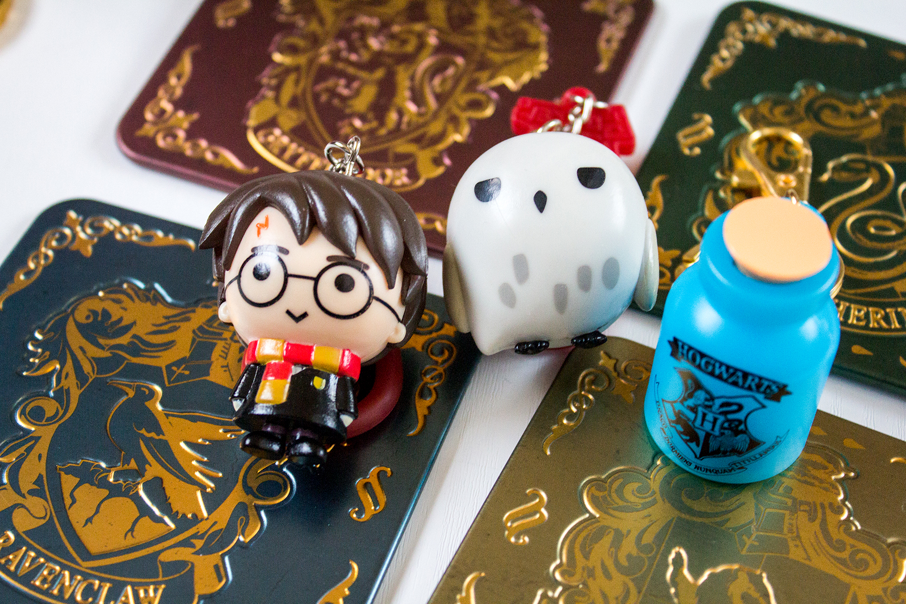 Harry Potter Games Night With Paladone   | Keyrings