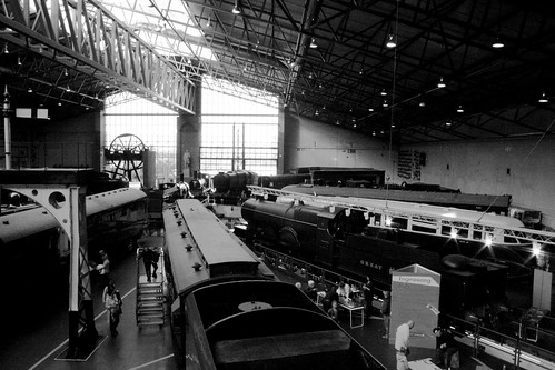 York Railway Museum Great Hall
