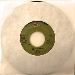 THE WATTS 103RD STREET RHYTHM BAND:DO YOUR THING(JACKET A)