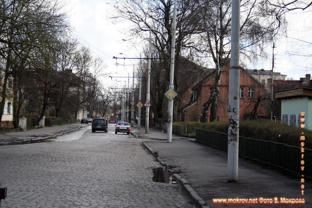 ул. Радищева в Калининграде
