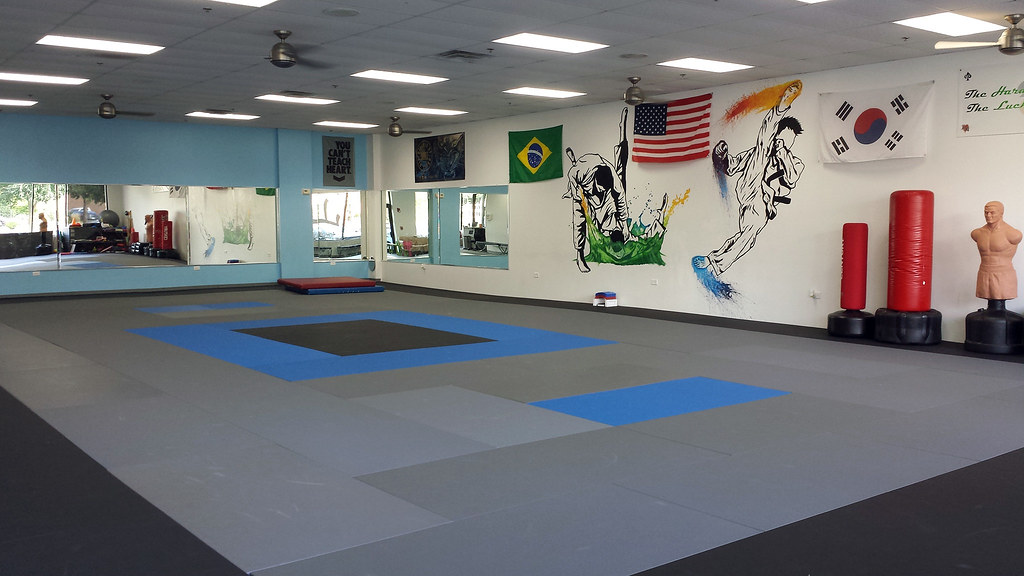 The new Keumgang Martial Arts Academy in Mundelein, IL