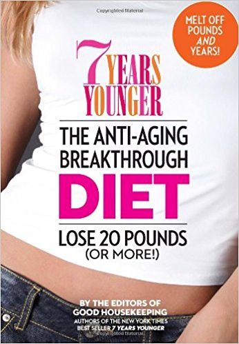 Free Download 7 Years Younger: The Anti-Aging Breakthrough Diet - [FREE] Registrer - By Editors of Good Housekeeping