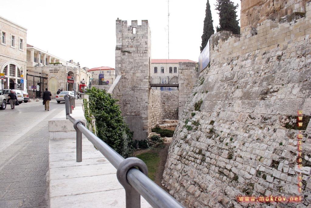 Город Иерусалим фотографии