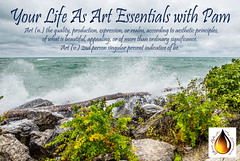 Your Life As Art Essentials with Pam