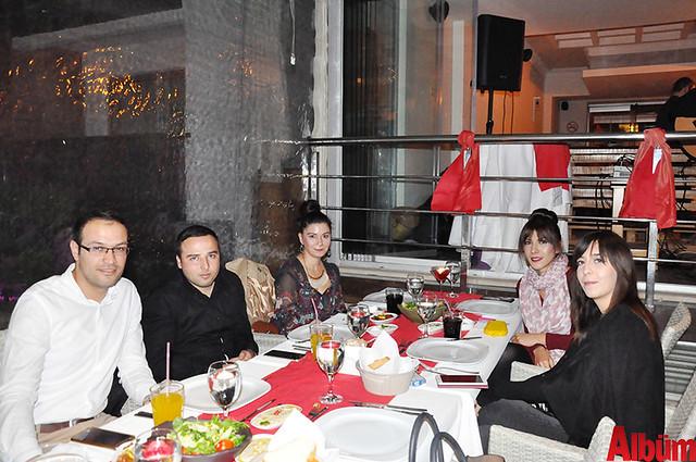 Mehmet Şıhali, Ekrem Karabulut, Zeynep Karahan, Tuğba Yılmaz, Ezgi Kara
