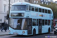 Wrightbus NRM NBFL - LTZ 1168 - LT168 - Swatch - Aldwych 9 - RATP Group London - London 2017 - Steven Gray - IMG_5463