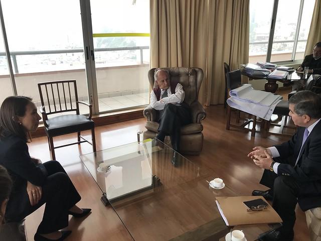 Conversatorio Regional Política Comercial de Chile - Valparaíso