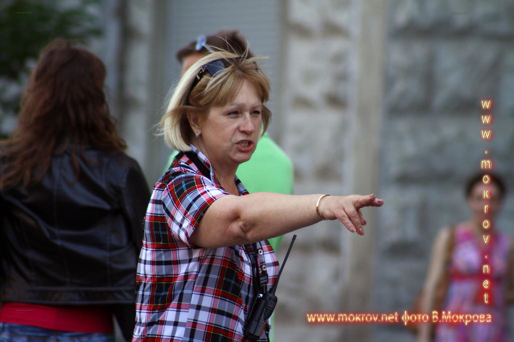 Марина Копылкова.