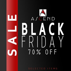 Ascend's Black Friday Sale!!