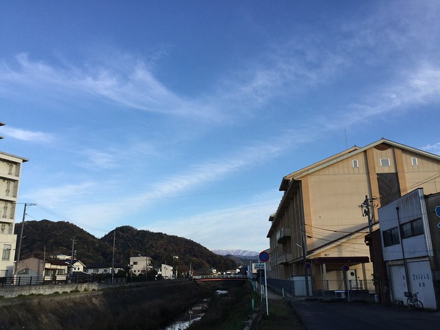 鳥取の空模様2