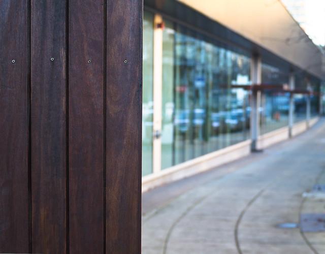 Panel Edge Sidewalk