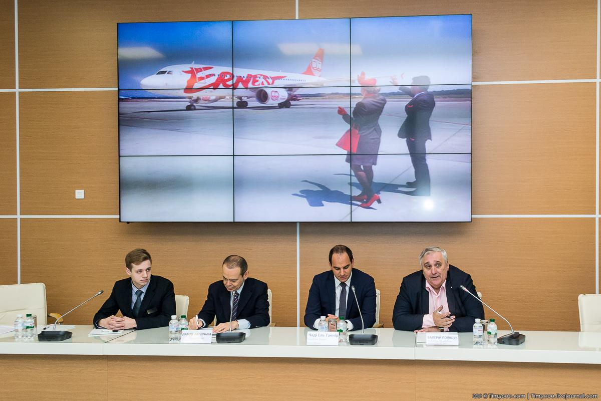 Davide La Cecilia, Chady El Tannir, Валерий Полищук