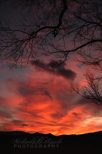 sunrise skies sky color nature colorado carbondale rockies