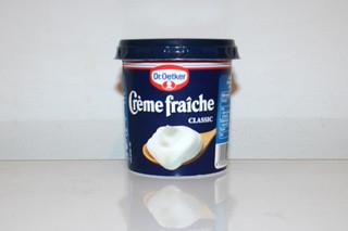 07 - Zutat Creme fraiche / Ingredient creme fraiche