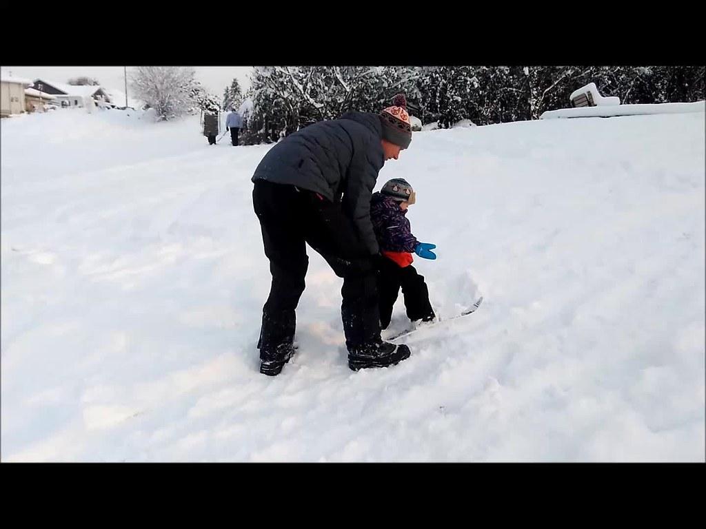 Tav first skiing_HD