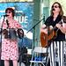 Magnolia Sisters at Festivals Acadiens et Créoles, Lafayette, Oct. 15, 2017