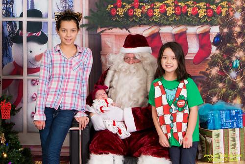 Santa at Teecs-7