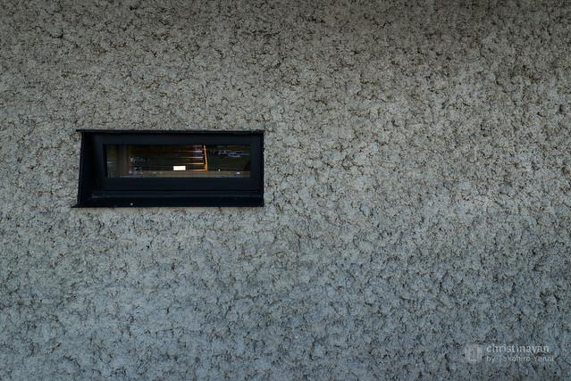 Sand wall of Setre Marina Biwako (セトレ マリーナびわ湖)