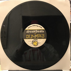 THE 45 KING:BREAKBEATS FOR DUMMIES(RECORD SIDE-A)