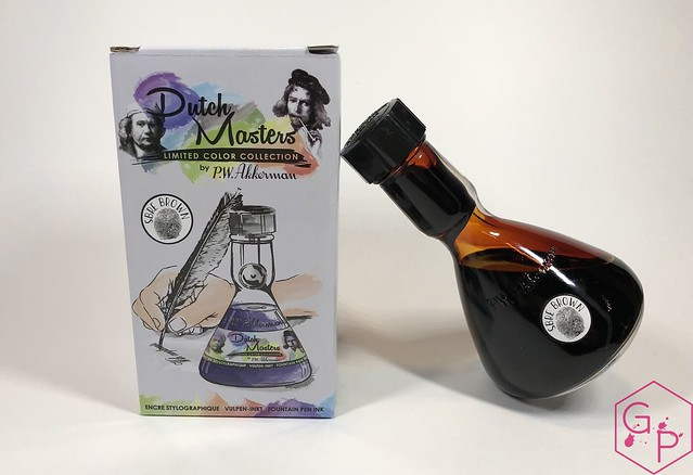 Diamine @SBREBrown Fountain Pen Ink! Available at P.W. Akkerman @vulpennen 1
