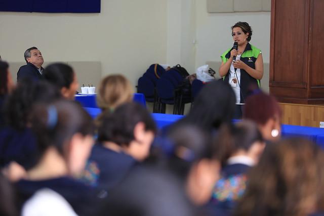 Capacitación sobre el ámbito educativo Brigadas Misión Manuelas