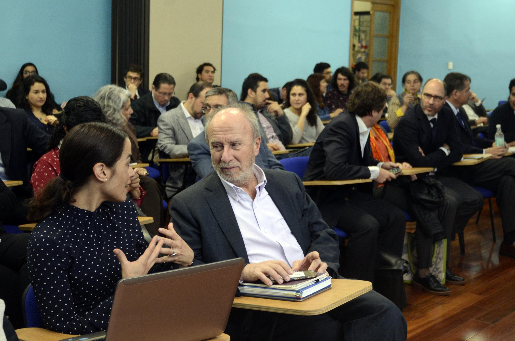 """SEMINARIO """"Fiscalización y sanción ambiental en Chile: propuestas y desafíos"""""""