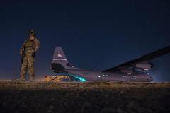 75th Expeditionary Airlift Squadron supports CJTF-HOA.