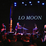 Mon, 06/11/2017 - 10:57am - Lo Moon performs at Rough Trade in Brooklyn, 11/6/17. Photo by Gus Philippas/WFUV