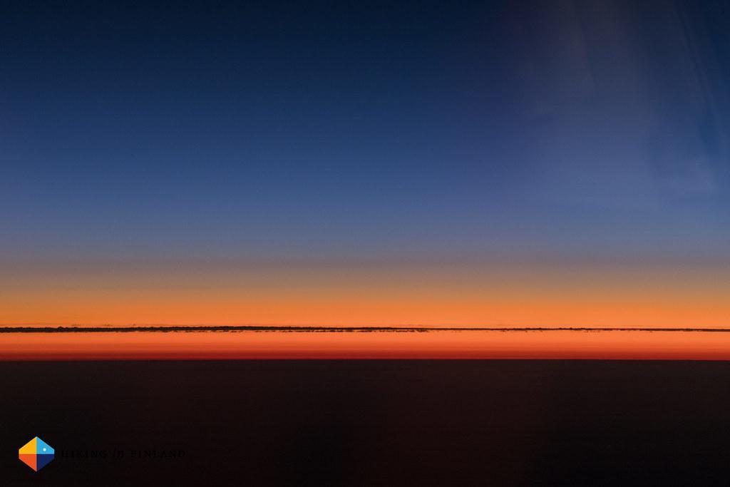 Dawn over Finland