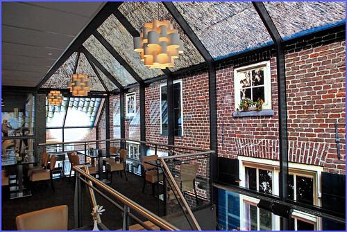 Ferme en verre, Schijndel, Brabant-Septentrional, Pays-Bas