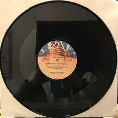 LEON HEYWOOD:DON'T PUSH IT DON'T FORCE IT(RECORD SIDE-A)