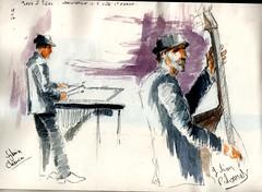 Jazz et Polar à la médiathéque de la Côte saint André (1) - Photo of Champier