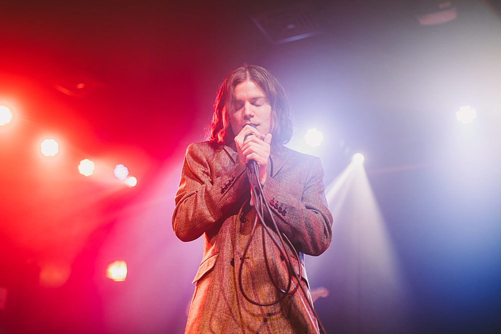 BØRNS @ Scala