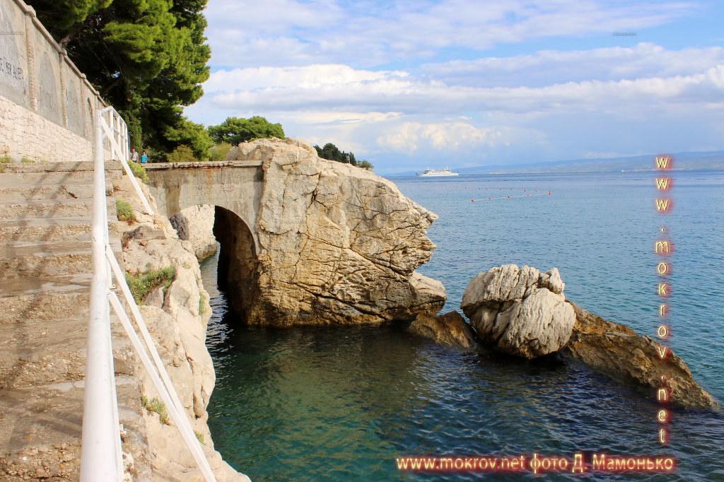 Исторический центр Сплит — город в Хорватии фото достопримечательностей