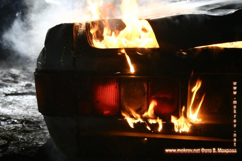 Мистика огня и фотозарисовки