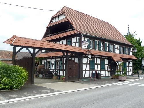 Gasthaus Sonne in Roppenheim