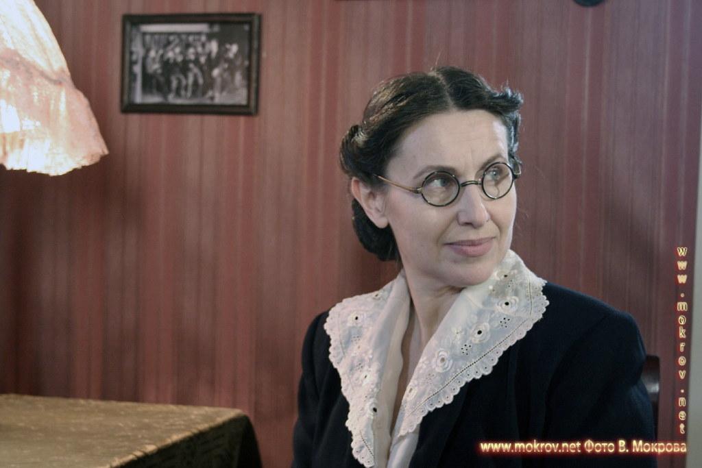 На съемках худ. фильма «Светлана» картинки
