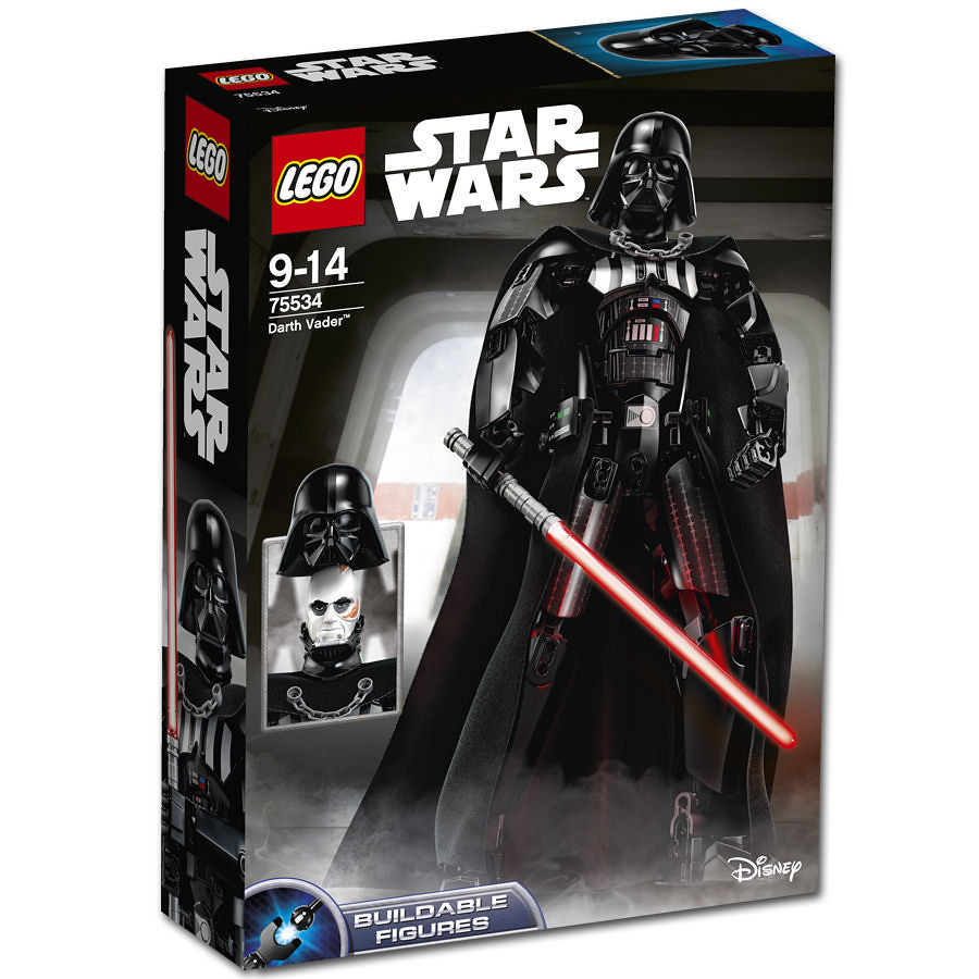 LEGO Star Wars 75534 - Darth Vader